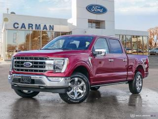 New 2021 Ford F-150 Lariat for sale in Carman, MB