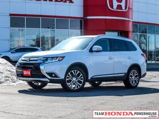 Used 2016 Mitsubishi Outlander GT for sale in Milton, ON