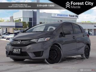 Used 2017 Honda Fit LX for sale in London, ON