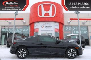 Used 2016 Honda Civic COUPE LX - HEATED SEATS BACK UP CAMERA ADAPTIVE CRUISE CONTROL - for sale in Sudbury, ON