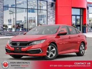 New 2021 Honda Civic LX for sale in Huntsville, ON