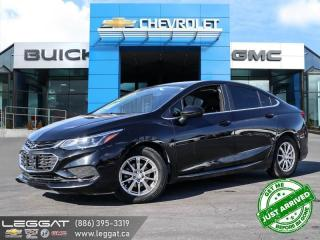 Used 2017 Chevrolet Cruze LT Auto LOW MILEAGE! | HEATED SEATS! for sale in Burlington, ON