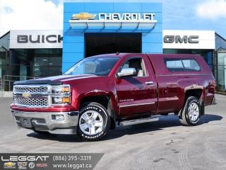 Used 2014 Chevrolet Silverado 1500 LT RARE REGULAR CAB! for sale in Burlington, ON