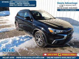 Used 2016 Mitsubishi RVR GT awd - LEATHER - NAVIGATION - HTD SEATS !! for sale in Kentville, NS