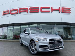 Used 2018 Audi Q5 2.0T Progressiv quattro 7sp S Tronic for sale in Langley City, BC