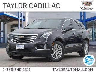 Used 2017 Cadillac XT5 FWD for sale in Kingston, ON
