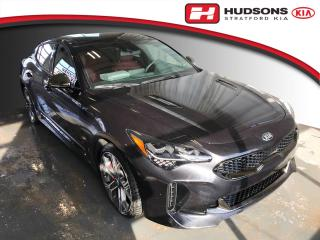 New 2021 Kia Stinger GT Limited w/Red Interior for sale in Stratford, ON