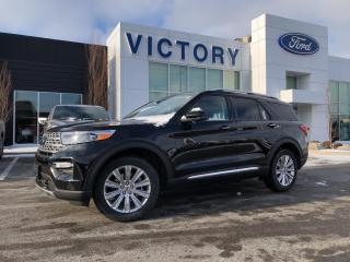 New 2021 Ford Explorer LIMITED for sale in Chatham, ON