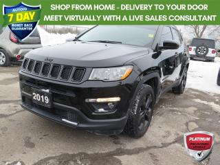 Used 2019 Jeep Compass North 1 owner trade for sale in St. Thomas, ON