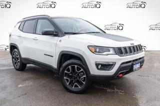 Used 2020 Jeep Compass Trailhawk DEALER DEMO! SAVE! LOW KMS! for sale in Barrie, ON