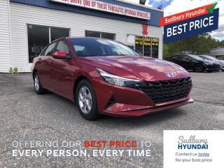 New 2021 Hyundai Elantra Essential for sale in Sudbury, ON