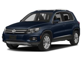 Used 2016 Volkswagen Tiguan Highline for sale in Sudbury, ON