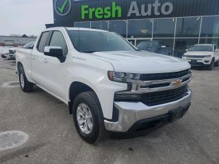 Used 2020 Chevrolet Silverado 1500 LT Apple CarPlay, Heated Seats, Trailer Brake Controller! for sale in Ingersoll, ON