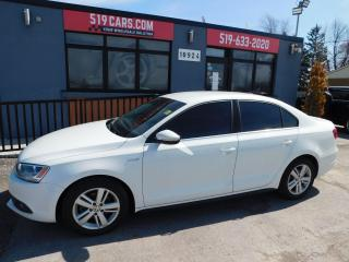 Used 2014 Volkswagen Jetta HIGHLINE | Hybrid |  Leather | Heated Seats | for sale in St. Thomas, ON