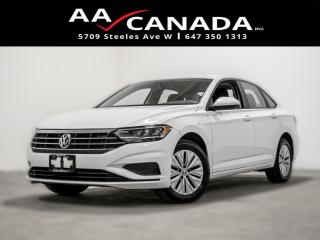 Used 2019 Volkswagen Jetta CLEAN CARFAX|BACK UP CAM|BLUETOOTH|HEATED SEATS| for sale in North York, ON