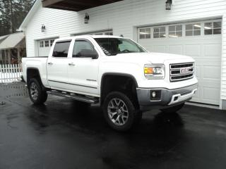 Used 2014 GMC Sierra 1500 SLT for sale in Truro, NS