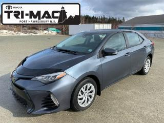 Used 2017 Toyota Corolla SE,AUTO for sale in Port Hawkesbury, NS