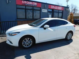 Used 2018 Mazda MAZDA3 GS | Heated Seats & Wheel | Backup Camera for sale in St. Thomas, ON