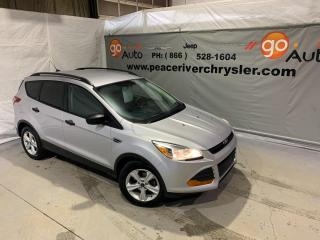 Used 2016 Ford Escape S for sale in Peace River, AB