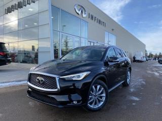 New 2021 Infiniti QX50 ESSENTIAL for sale in Edmonton, AB