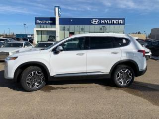 New 2021 Hyundai Santa Fe Hybrid Luxury Hybrid - Leather/Pano Sunroof/A/C Front Seats/Memory Seats/Heated Rear Seats/Wireless Charging/Digital Cluster/360 Camera for sale in Edmonton, AB