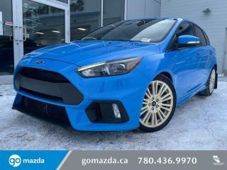 Used 2017 Ford Focus RS - AWD, RECARO SEATS, SUNROOF, RARE!!! for sale in Edmonton, AB
