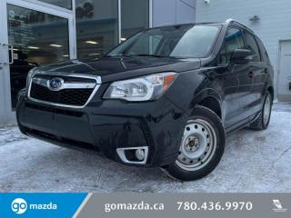 Used 2016 Subaru Forester XT Touring for sale in Edmonton, AB