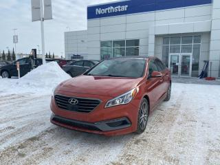 Used 2015 Hyundai Sonata ULTIMATE/ADAPTIVECRUISE/PANOROOF/NAV/COOLEDSEATS for sale in Edmonton, AB