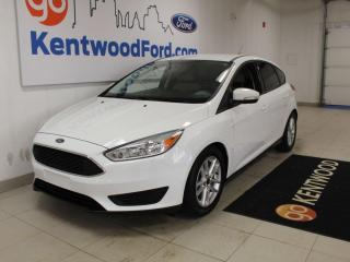 Used 2016 Ford Focus SE | FWD | Hands Free | 5 door Hatch for sale in Edmonton, AB