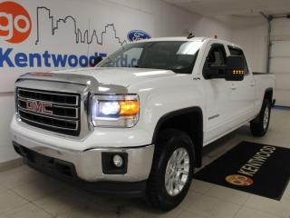 Used 2015 GMC Sierra 1500 Sierra | SLE | 4x4 | Leather | No accidents for sale in Edmonton, AB