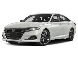 New 2021 Honda Accord SE ACCORD 4 DOORS for sale in Woodstock, ON