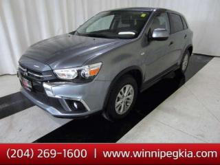 Used 2019 Mitsubishi RVR GT for sale in Winnipeg, MB