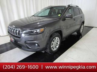 Used 2019 Jeep Cherokee North *Accident Free SUV!* for sale in Winnipeg, MB