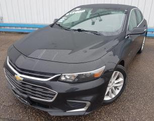 Used 2016 Chevrolet Malibu LT *LEATHER-HEATED SEATS* for sale in Kitchener, ON