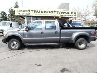 Used 2014 Ford F-350 6.7 L Powerstroke Turbo Diesel 4x4 for sale in Ottawa, ON