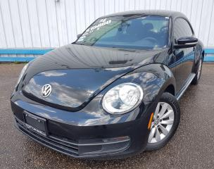 Used 2014 Volkswagen Beetle Comfortline *TDI DIESEL* for sale in Kitchener, ON