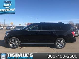 New 2021 Ford Expedition Platinum Max for sale in Kindersley, SK