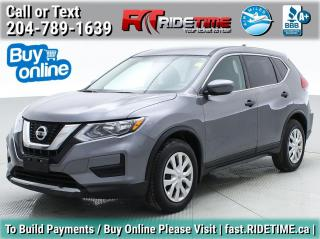 Used 2017 Nissan Rogue S for sale in Winnipeg, MB