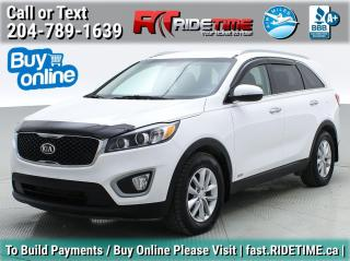 Used 2018 Kia Sorento LX Turbo for sale in Winnipeg, MB