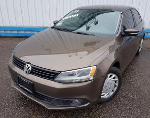 Used 2011 Volkswagen Jetta Trendline *HEATED SEATS* for sale in Kitchener, ON