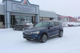 Used 2017 BMW X3 xDrive28i for sale in Calgary, AB