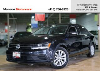 Used 2017 Volkswagen Jetta WOLFSBURG EDITION - SUNROOF|BACKUP|HEATED SEATS for sale in North York, ON