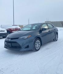Used 2018 Toyota Corolla LE |$0 DOWN -EVERYONE APPROVED for sale in Calgary, AB
