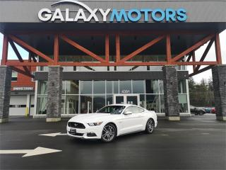 Used 2017 Ford Mustang GT Premium for sale in Victoria, BC