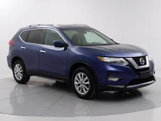 Used 2017 Nissan Rogue SV Technology Pkg Remote Start, Heated Seats/steering wheel, Navigation,360 Camera's for sale in Winnipeg, MB