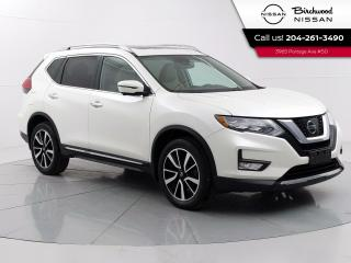 Used 2017 Nissan Rogue SL Platinum Intelligent Cruise Control, Leather Memory Seat, 360 Camera's for sale in Winnipeg, MB
