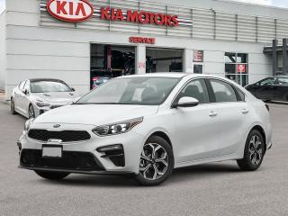 New 2021 Kia Forte EX *Heated Steering Wheel! for sale in Winnipeg, MB