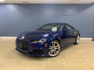 Used 2016 Audi TT 2.0T for sale in North York, ON
