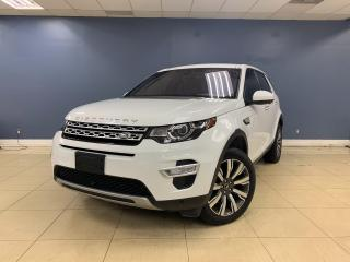 Used 2018 Land Rover Discovery Sport HSE LUXURY|No Accident|NAV|360 Camera|Blind Spot| for sale in North York, ON