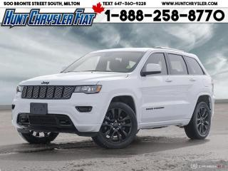 Used 2018 Jeep Grand Cherokee ALTITUDE   4X4   TOW   SUNROOF   ALPINE   ALL WEAT for sale in Milton, ON